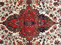 Antique Sarouk Rug (7 of 11)