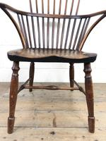 Early Georgian Windsor Stick Back Chair (11 of 11)