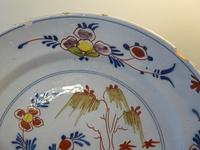 18th Century English Delft Charger (3 of 7)