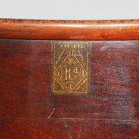 Victorian Mahogany Plate Bucket by Hussey's (4 of 8)