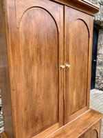 Antique Victorian Pine Shelved Larder Cupboard (8 of 19)