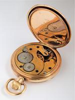1920s Thomas Russell Full Hunter Pocket Watch (5 of 5)