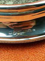 Antique Sterling Silver Hallmarked Pot Stand 1882 (9 of 10)
