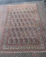 Antique Lavar Kirman Carpet 480x300cm (10 of 13)