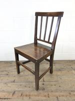 Pair of 19th Century Welsh Oak Farmhouse Chairs (5 of 12)