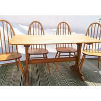 Ercol Refectory Table (10 of 11)