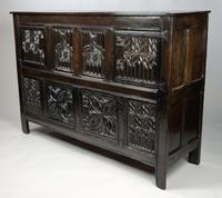 A Superb Early 16th Century Gothic Cupboard (3 of 12)