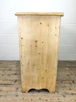 Antique Pine Chest of Drawers (9 of 10)