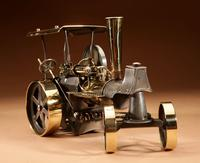 Live Early Model of Wilesco Steam Roller (4 of 12)