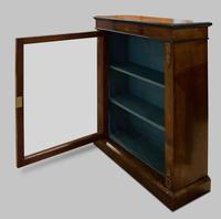 Walnut Pier Cabinet (5 of 5)