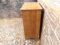 Arts & Crafts Oak Chest of Drawers (6 of 14)
