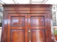 Country Oak Formal Corner Cupboard c.1770 (7 of 10)