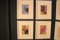 "Set of 10 original ""Dessins"" pochoir prints Paris 1929 (12 of 13)"