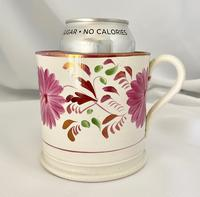 Staffordshire Lustre Mug. c1840 (4 of 8)
