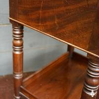 Beautiful 19th Century Campaign Writing Desk (8 of 8)