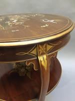 Chinoiserie Occasional Table (6 of 7)