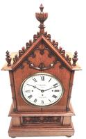 Antique Musical Westminster Chime Bracket Clock 8 Bell Triple Fusee Roskell Liverpool (10 of 14)