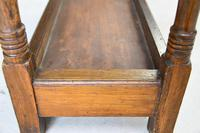 Early 20th Century Oak Stick Stand (11 of 12)