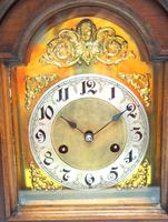 Fantastic Antique German HAC Bracket Clock – 8 Day Striking Mantel Clock c.1900 (6 of 12)