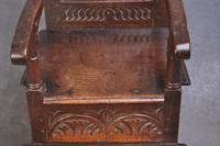 17th Century Yorkshire Child's High Chair (3 of 9)