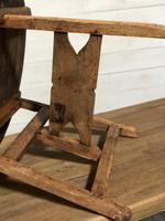Primitive French Wine Tasting Table (4 of 16)