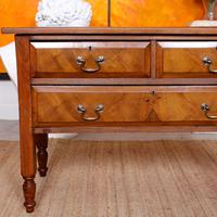 Chest of Drawers Edwardian Mahogany (8 of 11)