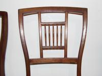 E.W.Godwin Chairs (2 of 5)