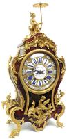 Outstanding Martinto Paris French Boulle Mantle Clock Ormolu Dragons Chinese Rider (3 of 10)