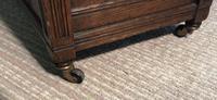Victorian Oak Aesthetic Movement Desk (18 of 18)