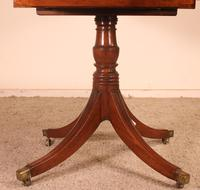 Small Pembroke Table 19th Century in Mahogany (11 of 12)