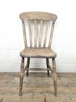 Four 19th Century Farmhouse Kitchen Chairs (6 of 12)