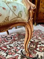French Walnut Tub Chair (9 of 15)