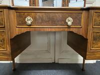 Burr Walnut Dressing Table (3 of 13)
