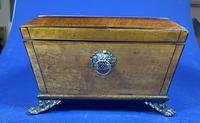 Regency Burr Maple  Jewellery Box With Inlay (14 of 16)