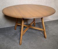 Vintage Ercol Drop Leaf Dining Table Golden Dawn (7 of 10)