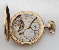 Waltham Full Hunter Pocket Watch, 1922 (6 of 6)