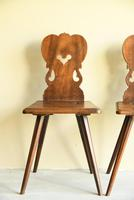 Pair of European Kitchen Chairs (4 of 12)
