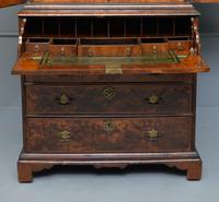 Early 18th Century Walnut Secretaire Writing Cabinet (11 of 31)