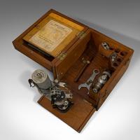 Antique Engine Indicator, Scottish, Scientific Instrument, Dobbie McInnes, 1920 (7 of 11)