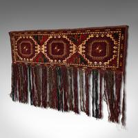 Antique Tekke Torba, Caucasian, Woven, Tent Bag, Decorative Wall Covering, 1900 (3 of 10)