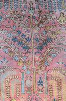 Antique Ushak Carpet 395x328cm (5 of 12)