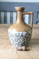 19th Century Scottish Henry Kennedy, Barrowfield Pottery, Stoneware 'special Liquor Jar' Whisky Flagon (18 of 22)