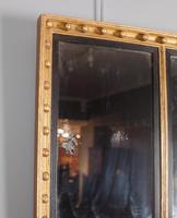 Regency Gilt Overmantle Mirror (4 of 4)