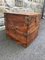 Brass Bound Camphor Box (4 of 6)