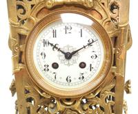 Monumental French Ormolu Mantel Clock Huge Classic 8 Day Striking Mantle Clock (11 of 14)