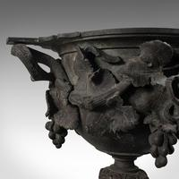 Antique Serving Cup, Continental, Bronze, Goblet, 18th Century, Georgian c.1800 (11 of 12)