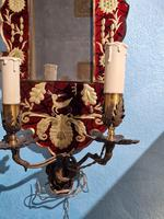 Pair of Venetian Mirrors with Applique, 1880 (8 of 9)
