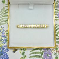 Stunning Vintage Diamond Double Row Bar Brooch 2.5 Carat ~ With Independent Appraisal / Valuation (11 of 11)