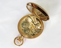 Antique Full Hunter Pocket Watch (3 of 5)