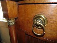 Dutch Empire Oak Side Cabinet (9 of 10)